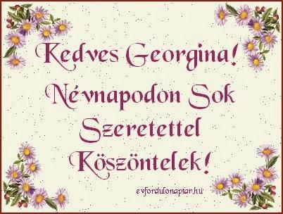 Február 15, Georgina