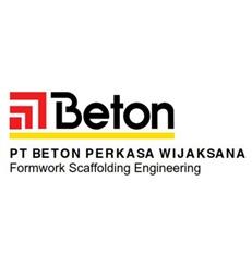 Logo PT Beton Konstruksi Wijaksana