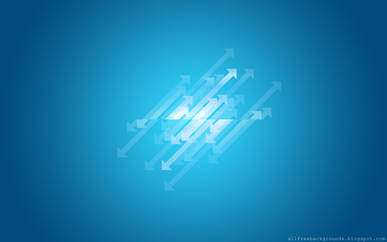 Blue color Simple background