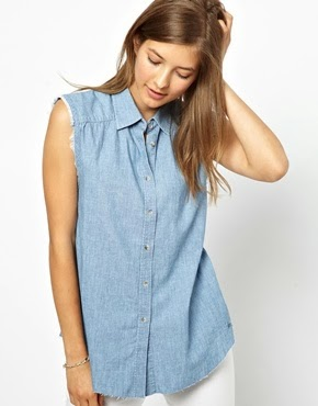 Chambray in 2014 trend