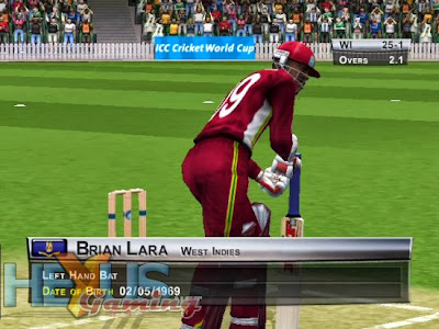 Brian Lara International Cricket 2005 Download For PC