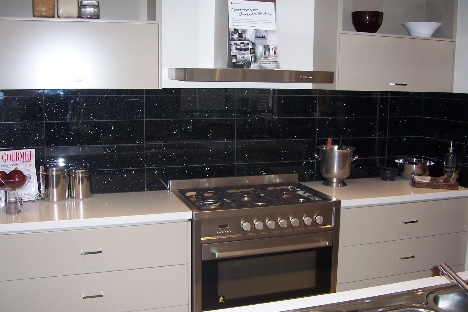 The reedman home april 2011 Splashback tiles kitchen ideas