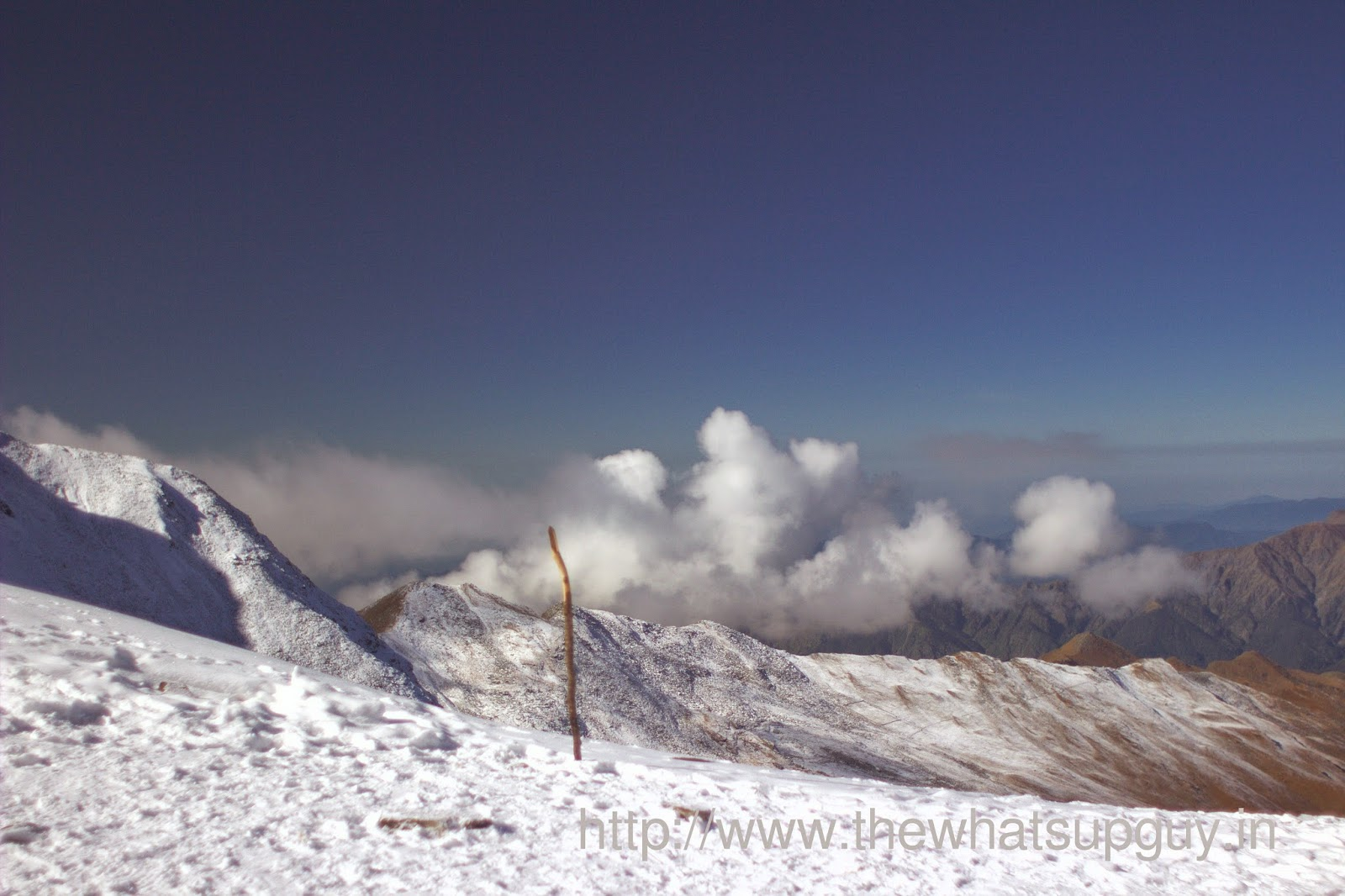Amazing View Roopkund Trek With India Hikes Day 5