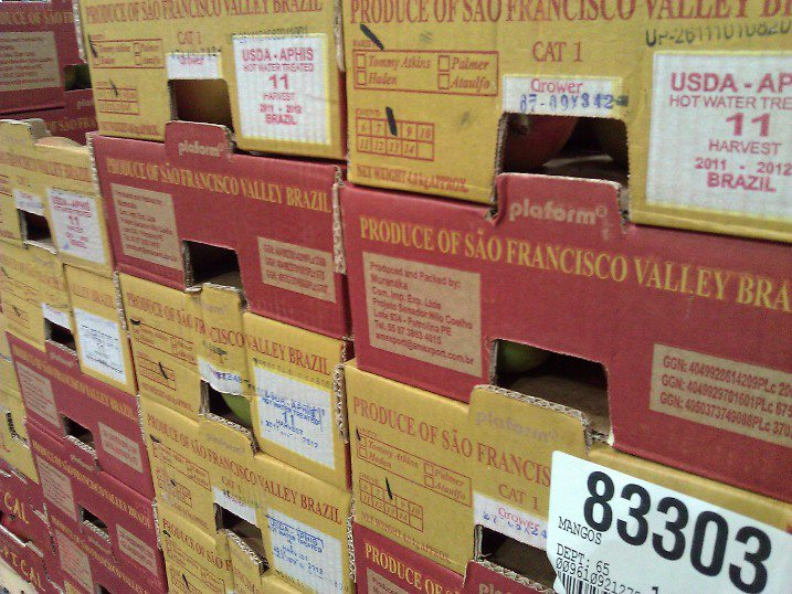COSTCO SWITCHES FROM MEXICAN KEITTS @ $6.99 TO BRAZIL TOMMIES ...