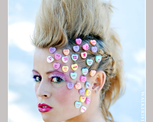 crazy hair styles punk hairstyles