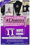 PRÓXIMO MERCADILLO 11  de noviembre. TODOS  los segundos domingos de  cada mes en La ALAMEDA.