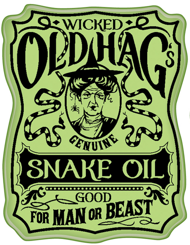 Don't get sold snake oil