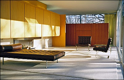 Enjoying the Journey: Confessions of an Interior Designer: Farnsworth House