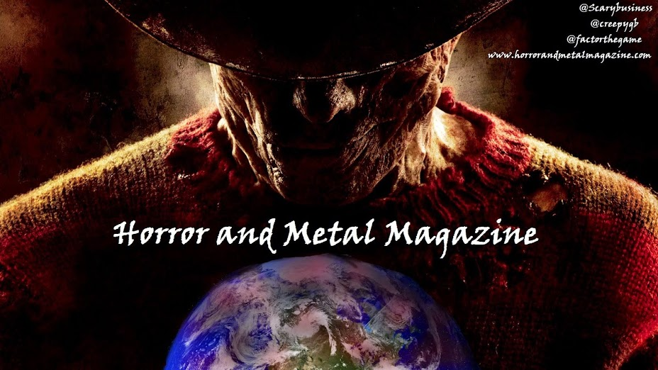 Horror and Metal Magazine
