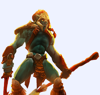 Dota 2 - Huskar Build Guide