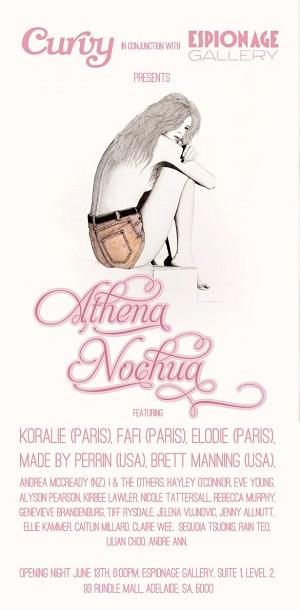 Athena Nochua