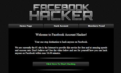 Cara hack facebook terbaru, hack facebook, cara melihat password milik teman di facebook