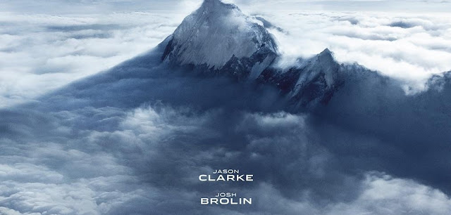 Primeiro pôster de Evereste destaca o monte como lugar mais perigoso do mundo