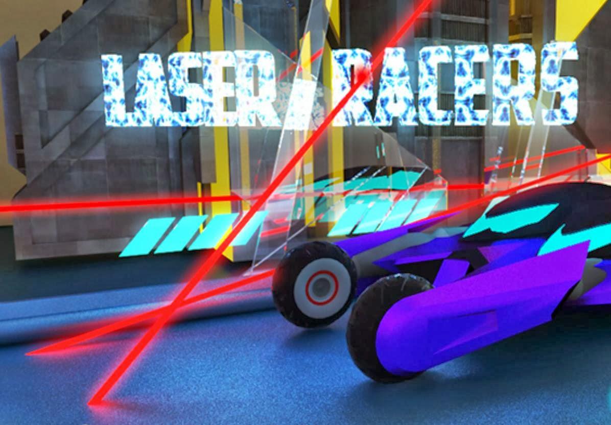 Juegos de picadas - Laser Racers