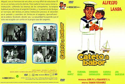 Cateto a babor | 1970 | Alfredo Landa - Cine clásico Español