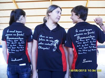 Dicas Para Terceiro Ano Ideias De Camisetas Para Fornatura
