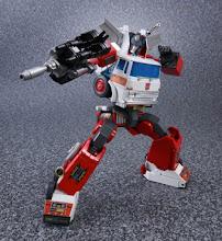 Pre-Order - Takara Tomy Transformers Masterpiece MP-37 Artfire