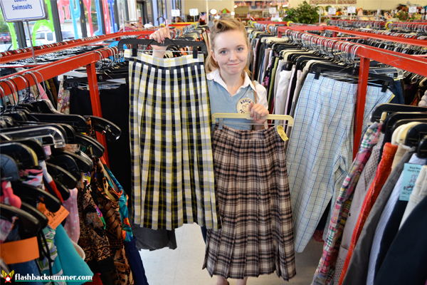 Flashback Summer: How to Find Vintage-Appropriate Styles in a Thrift Store