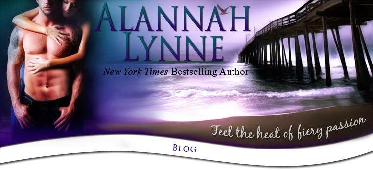 Alannah Lynne - Contemporary and Erotic Romance Author