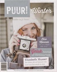 Ik sta ook in PUUR! Winter