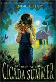 image: SECRETS OF THE CICADA SUMMER- Mystery book review