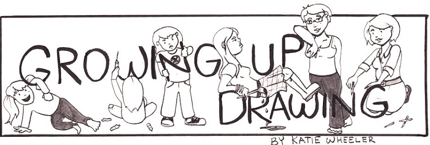 Growing Up Drawing