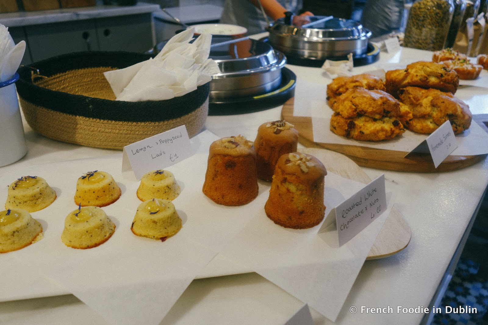 The Most Stylish Deli In Dublin Industry French Foodie