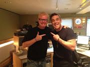 Chris Evans and Robbie @robbiewilliams