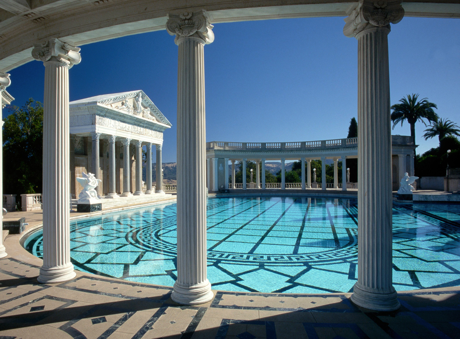 Thoughts On Books Fade To Blue And Hearst Castle