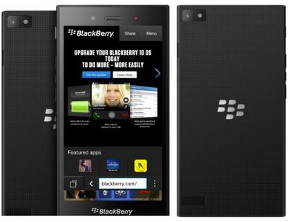 BlackBerry Q20 Z3 Jakarta Smartphone