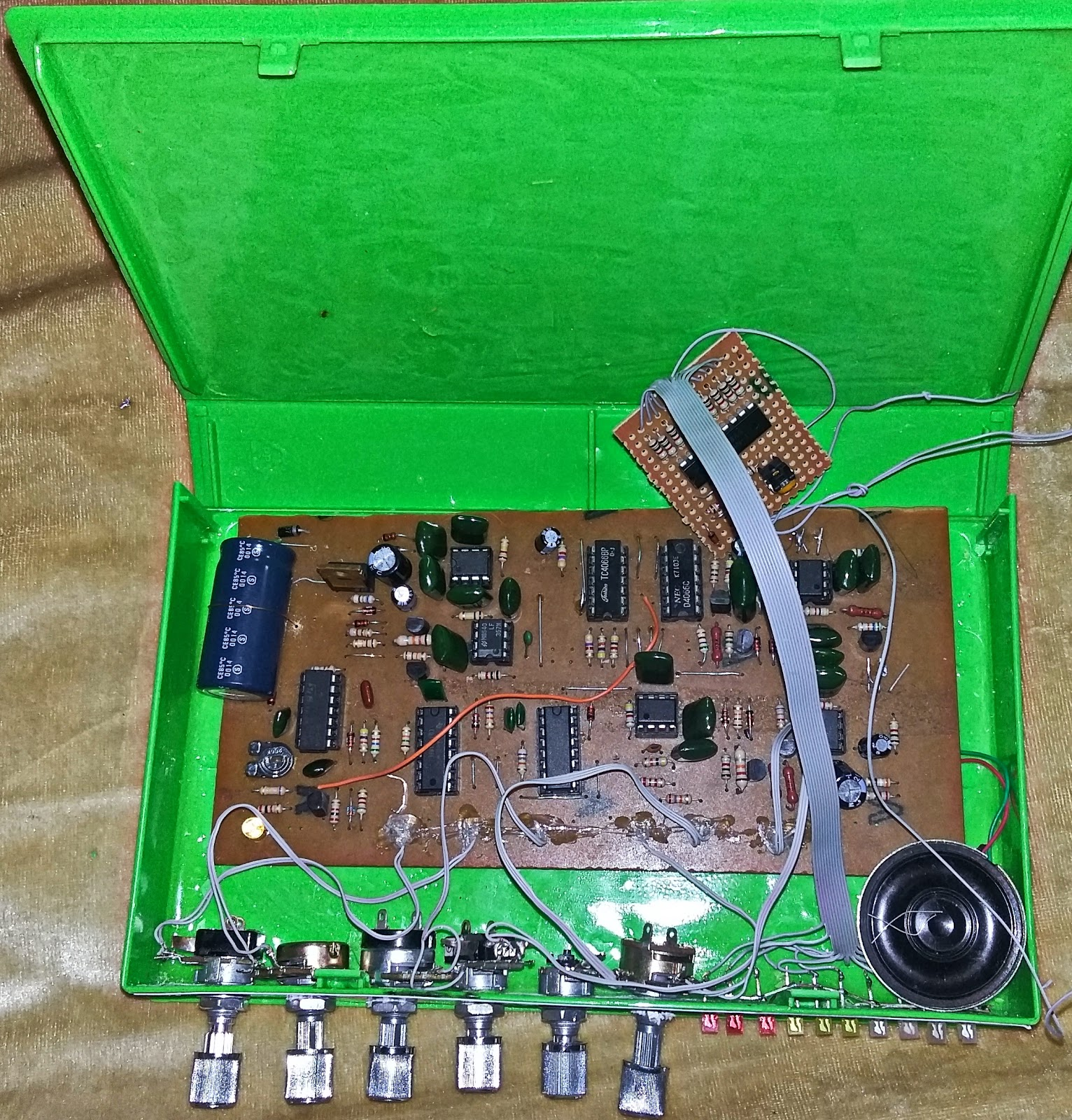 Bluetooth Fm Transmitter My Electronic Circuits Pics Photos Build Your Own Metal Detector Projects Kit Complete Available