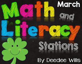 Math and Literacy-March