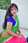 Actress Roshini Dazzling photo shoot-thumbnail-20