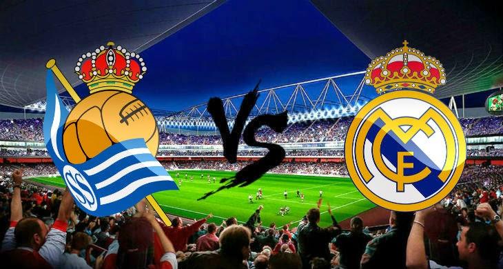 Prediksi Bola Real Sociedad vs Real Madrid 1 September 2014