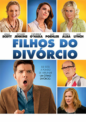 Filhos do Divórcio Dublado RMVB + AVI Dual Audio BDRip (2014)