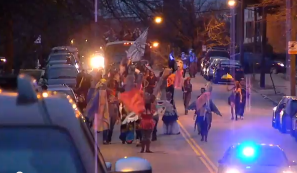 Mardi Gras RVA! 2013 Video