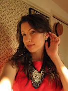 Red Dress and Jewels. This outfit was for a Christmas party (around a month .