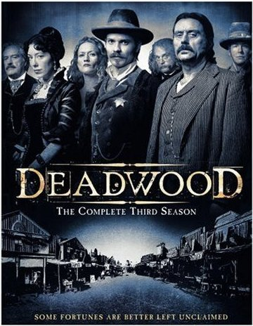 DEADWOOD-Season 3 Complete