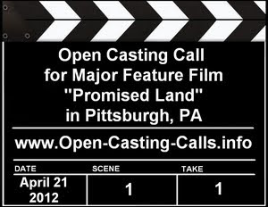 Promised Land Pittsburgh Open Casting Call