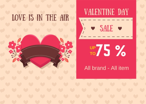Valentine Mega Sale