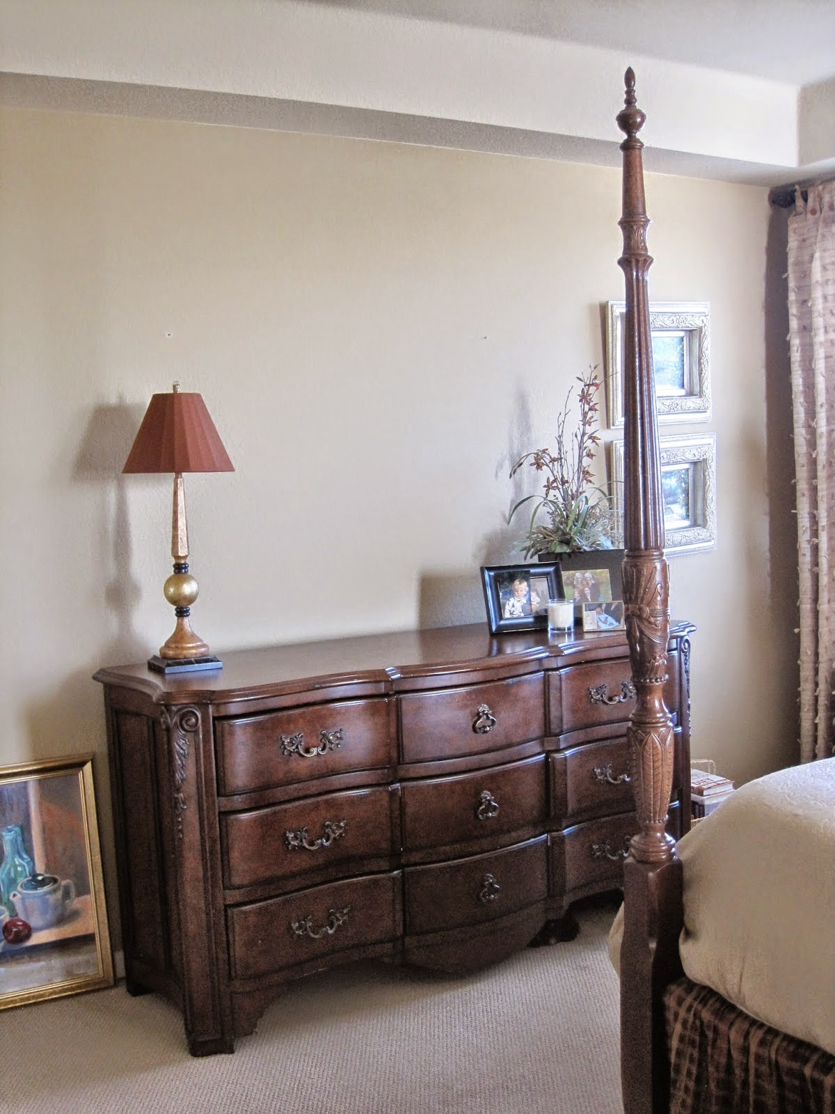 simple details one room challenge another craigslist bedroom reveal