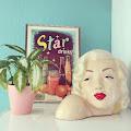 Marilyn Monroe hoofd