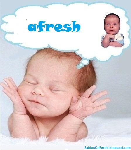 afresh