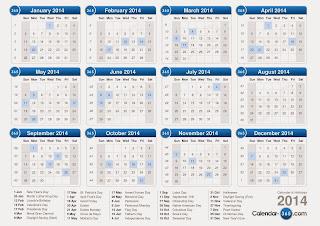 نتيجة العام الجديد 2014