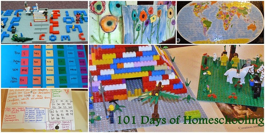 101 Days of Homeschooling
