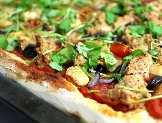 Oppskrift Pizzadeig Med Potet Potetpizza Ekstra God Pizzabunn