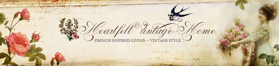 Heartfelt Vintage Home