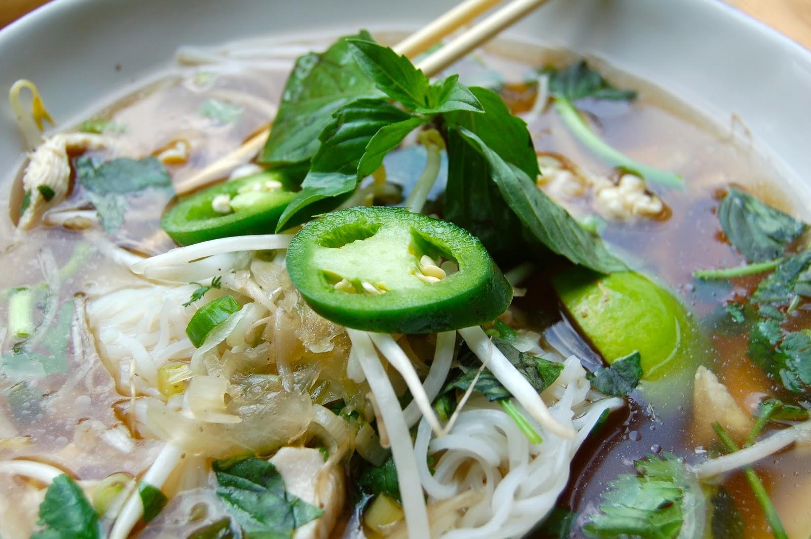 Kettler cuisine the healing power of pho for Cuisine for healing