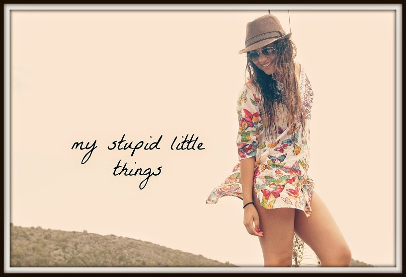 Stupid little things.