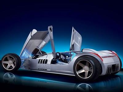 Cadillac SportCars SRV Concept design